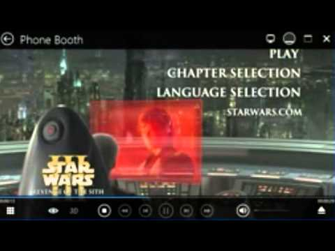 Opening To Star Wars Iii Revenge Of The Sith 2005 Uk Dvd Youtube