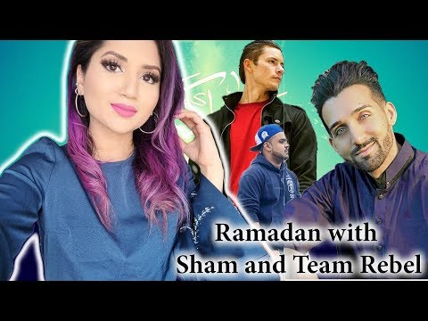 IFTAR With SHAM And TEAM REBEL | Ramadan Vlog 5 | Fictionally Flawless