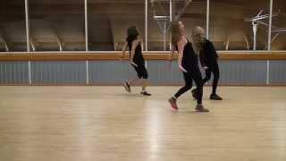 """Hideaway"" by Kiesza - dance fitness choreography by Alana and Gino Johnson"