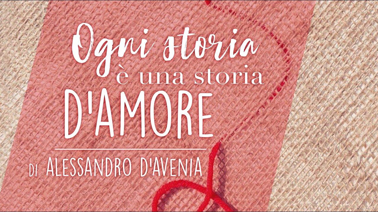 04a1f933c3dafa RECENSIONE   OGNI STORIA È UNA STORIA D'AMORE di Alessandro D'Avenia ...
