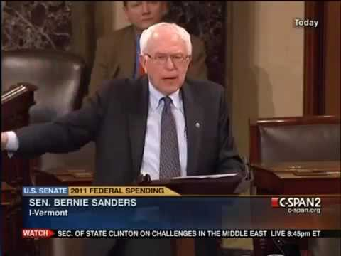 400 People Own Most of Our Wealth: Bernie...