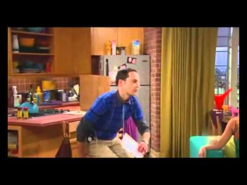 The Big Bang Theory - Schrodinger's cat
