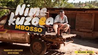 Mbosso - Nimekuzoea  ( Official Audio )