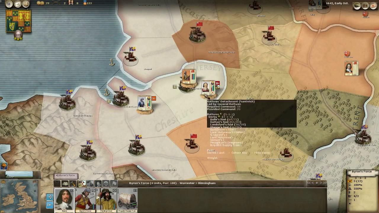 Stream Civil War