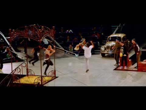Inside Look: The Beatles LOVE by Cirque du Soleil | Twist and Shout