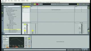The Ableton Vocoder Part 1 of 2