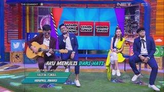 Battle Musikalisasi Puisi Antara Darto, Danang, dan Sheila Dara