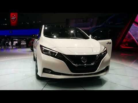 2018 Nissan Leaf Review