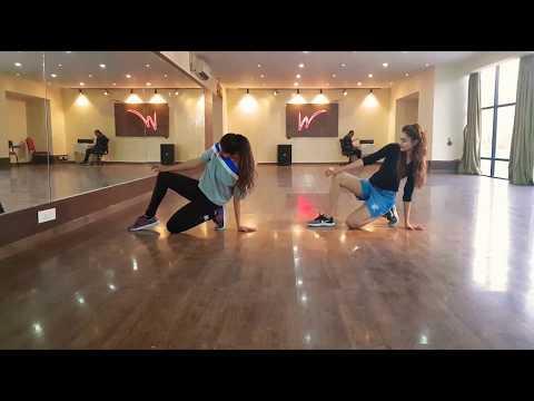 Coca Cola : Practice Sessions With Janki Bodiwala|Neha Kakkar|Bollywooddance|Luka Chuppi