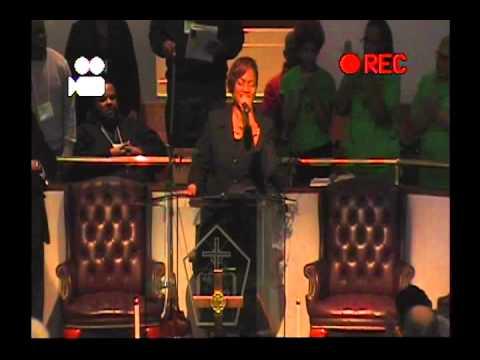 "Rev. Kimberly D Moore, Emmanuel Baptist Church ""I Can't Stay Where I Am"" Joshua 3:1-4"