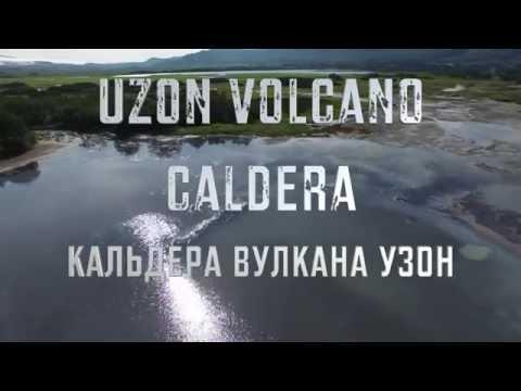 Uzon Volcano Caldera, Kamchatka (4K DJI Phantom 3 Pro)