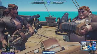 BRF - Sea of Thieves [Twitch]