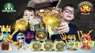 Treasure X Βρήκαμε Χρυσάφι μέσα στον Θυσαυρό Παιχνίδια για παιδιά Giochi Preziosi