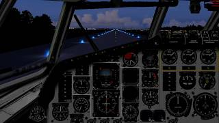 Ту-154Б-2 своими руками.  Ч.1, электропитание и ВСУ