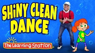 Brain Breaks - Action Songs for Children - Shiny Clean Dance - Kids Songs by The Learning Station