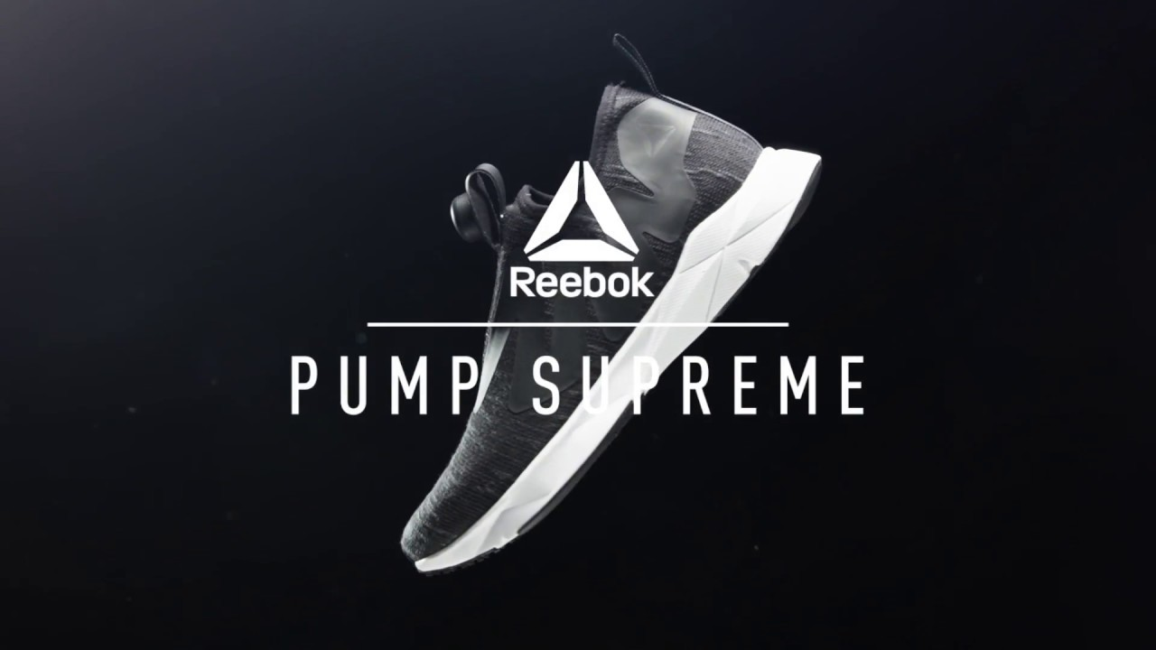 dff76145834 Reebok Pump Supreme - YouTube