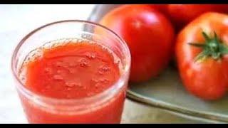 Домашний томатный сок (свежевыжатый)