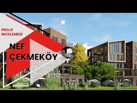 NEF Çekmeköy: Doğa ile iç içe bir yaşam
