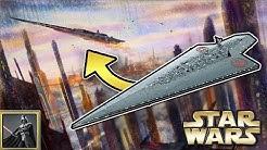 STAR WARS: Palpatines Supersternenzerstörer, der zum Flaggschiff der Neuen Republik wurde: LUSANKYA