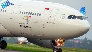 Video AIRBUS A330 GARUDA INDONESIA - LIHAT LEBIH DEKAT (VIDEO PESAWAT INDONESIA TERBARU 2016) download MP3, 3GP, MP4, WEBM, AVI, FLV Januari 2019
