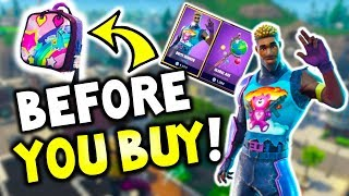 *NEW* BRITE BAG + BRITE GUNNER - BEFORE YOU BUY? - FORTNITE SKINS - SKIN Review Video!
