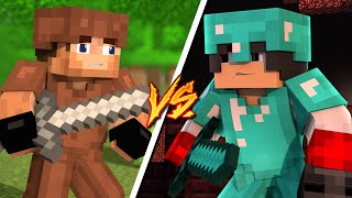 Minecraft Animação:  NOOB VS PRO    ‹ Minecraft Animation ›