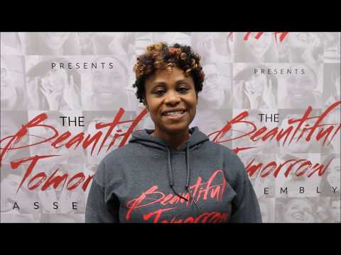 Suitland High School Beautiful Tomorrow Assembly Review and Referral