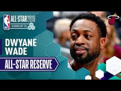 Best Of Dwyane Wade 2019 All-Star Reserve | 2018-19 NBA Season