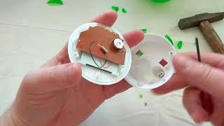 Скачать Что внутри LED часов Smart Water Magic