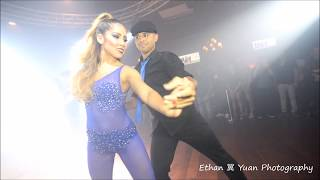 CLASSE' DANCE COMPANY Bachata Performance @ THE SALSA ROOM
