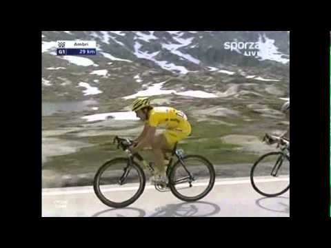 Tour de Suisse 2006 - Gotthardpass