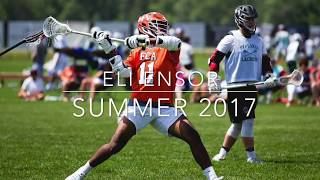 Eli Ensor|2019|Lacrosse Highlight|Summer 2017|Ohio State University