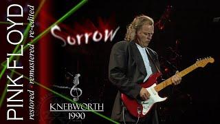 Pink Floyd - Sorrow | Knebworth 1990 - Re-edited 2019 | Subs SPA-ENG