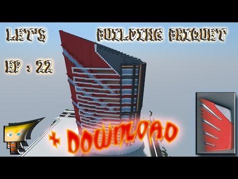 Minecraft : Let's Flint Building [ep 22] +mapagogo