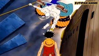 vuclip Terkejutnya Enel saat serangan petirnya tak mempan terhadap Luffy!!!!, Sub indo (One piece)