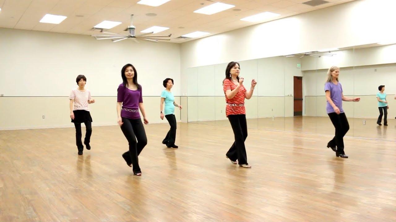Floor It - Line Dance (Dance & Teach in