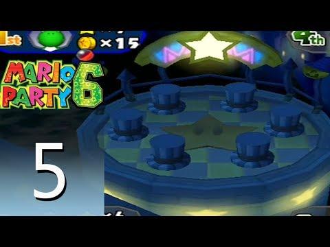 Mario Party 6 – Faire Square [Part 5]