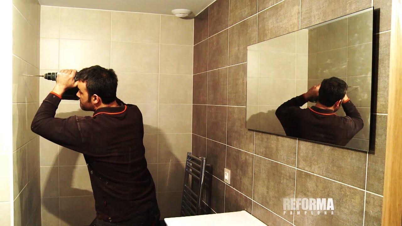 Reformapamplona cambiar ba era por plato de ducha youtube - Cambiar banera por ducha ...