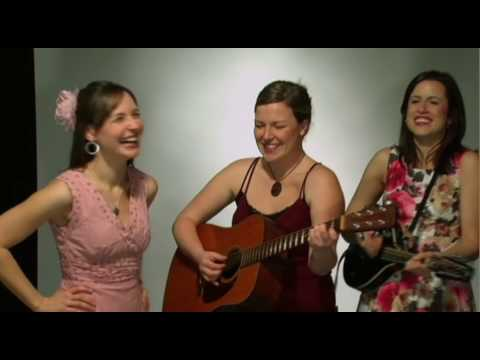 The Good Lovelies 'Lie Down' music video