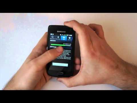 Testbericht: Samsung Galaxy W (Wonder)
