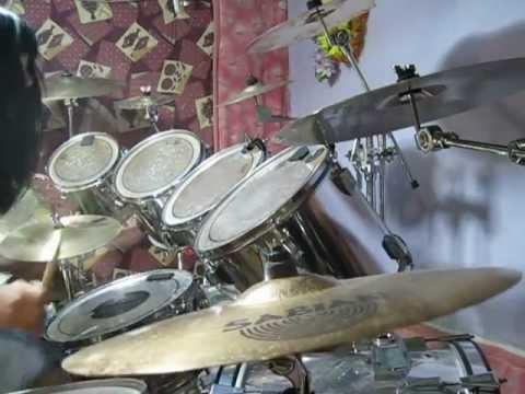 X JAPAN 紅 Drum