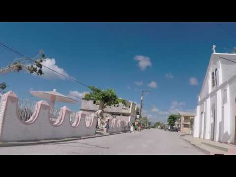 Haiti Port Salut Centre ville, Gopro / Haiti Port Salut City center, Gopro