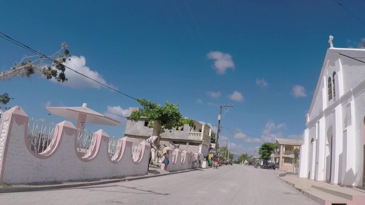 Haiti Port Salut Centre Ville Gopro Haiti Port Salut City Center Gopro Youtube