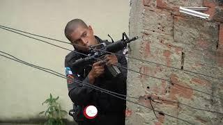 Policias são atacados com granada em santa Maria