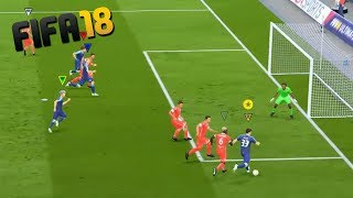 FIFA 18 GIGGLE FEST with The Crew!
