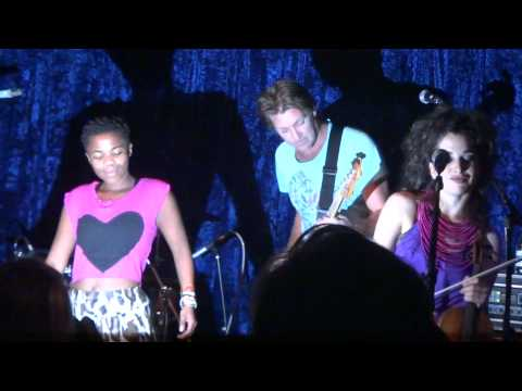 "Freshlyground - ""Buttercup"" - live @ The Jazz Cafe, London - 1 August '12"