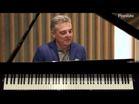 Masterclass Récitatif et Romance à l'étoile, Wagner / Liszt - Michel Dalberto - Pianiste n°114