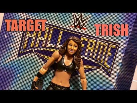 WWE ACTION INSIDER: Trish Stratus TARGET Hall of Fame EXCLUSIVE Mattel Elite Wrestling Figure Review thumbnail