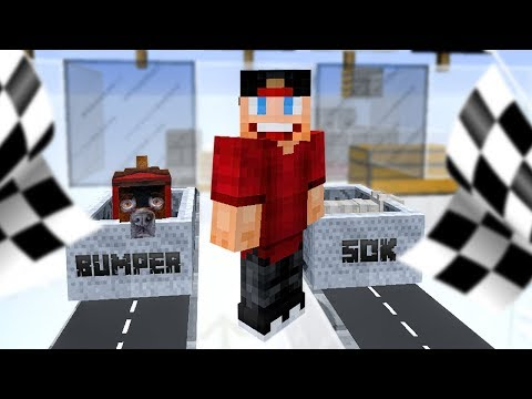BUMPER VS SOK! - Minecraft Survival #284