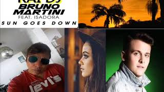 Video RAÍ DJ Feat- Bruno Martini   Sun Goes Down ft Isadora-rework RAÍ DJ download MP3, 3GP, MP4, WEBM, AVI, FLV April 2018